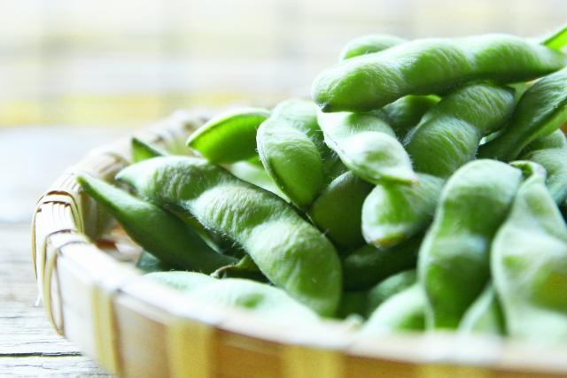 【枝豆】鉄分たっぷり!ダイエット・妊娠中に食べたい栄養
