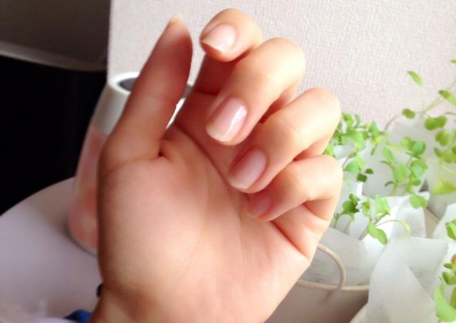 爪が割れる原因と対処方法!手先をキレイにしようっ!