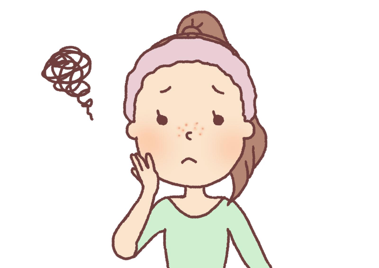 なんだか体が不調…。その症状PMS(月経前症候群)かも?