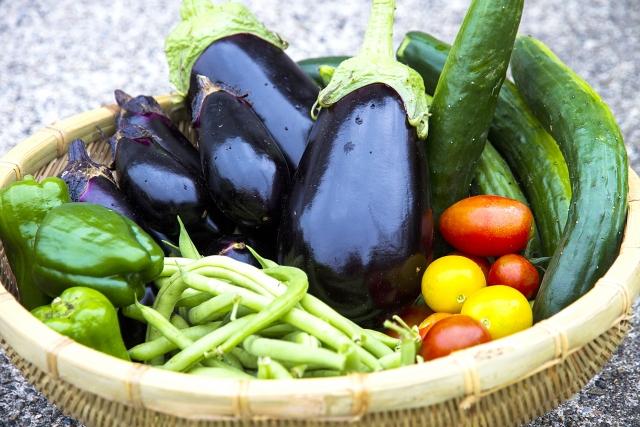 「夏野菜」はサプリメント!紫外線によるシミ&アンチエイジングに効果的