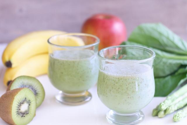 【朝の手作りジュース生活】代謝をあげて、脂肪を燃焼させちゃおう!