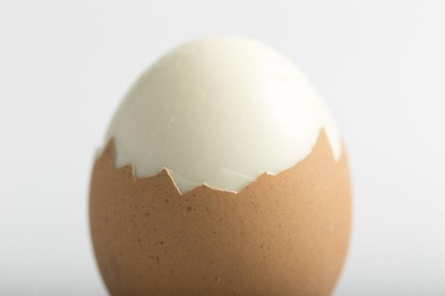 【ゆで卵ダイエット】驚異的な効果!痩せる方法を知って痩せちゃおう